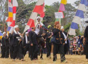 Festival Budaya Menyambut HUT RI Ke-72 di Jatinangor